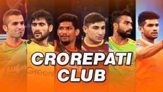 Pro Kabaddi League 2018: Monu Goyat to Rahul Chaudhari, 6 Players Who Became Overnight Crorepatis