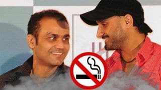 World No Smoking Day: Virender Sehwag, Harbhajan Singh's MESSAGE Should be an Eye-Opener For All Smokers