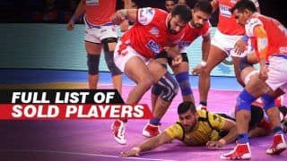 PKL 2018 Auction: Full List of Players Sold And Records That Tumbled