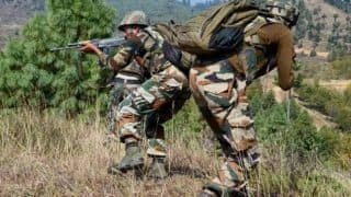 Jammu And Kashmir: Four Terrorists Killed in Encounter With Security Forces in Bandipora; Operation Underway