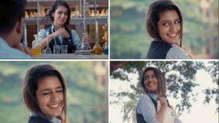 Oru Adaar Love Song Munnaale Ponnaale Teaser: Priya Prakash Varrier And Roshan Abdul's Cute Antics Will Make Your Heart Skip A Beat
