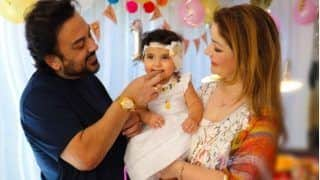 Adnan Sami Celebrates Daughter Medina's First Birthday In Germany; Pens An Emotional Letter (PICS)
