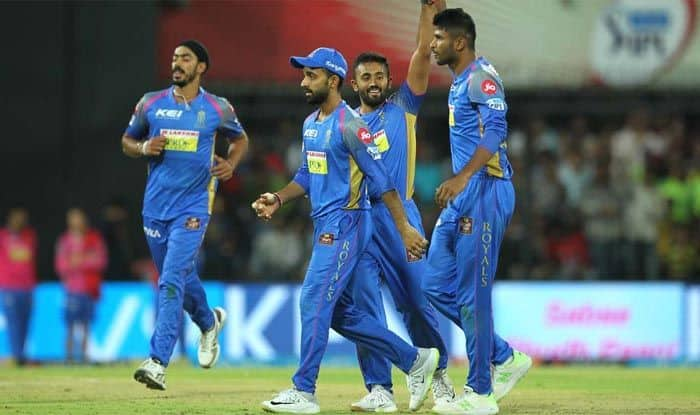 IPL 2019: Rajasthan Royals' Camp With Indian Cricketers Gets Underway