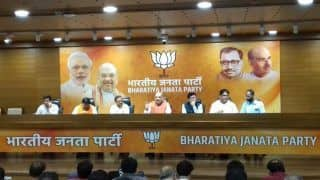 Narendra Modi Government's 4 Years: BJP Provided Most Hardworking Prime Minister Who Works For 15-18 Hours a Day, Says Amit Shah