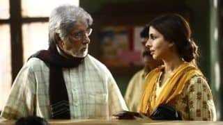 Amitabh Bachchan and Daughter Shweta Bachchan Nanda Give Major Father-Daughter Goals in This Video-Watch