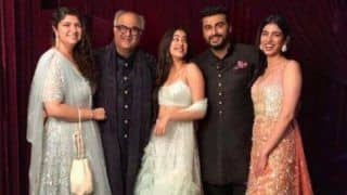 Arjun Kapoor, Anshula Kapoor, Janhvi Kapoor, Khushi Kapoor, Boney Kapoor's Family Portrait Needs To Be Framed ASAP