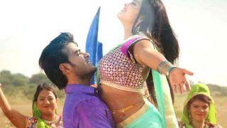 रिलीज होते ही इंटरनेट पर छा गया भोजपुरी फिल्म 'आवारा बलम' का यह गाना, देखें वीडियो