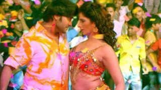 Bhojpuri Song 'Sew Kashmiri Niyan Lagat' Featuring Poonam Dubey is Catching All The Eyes; Watch Here