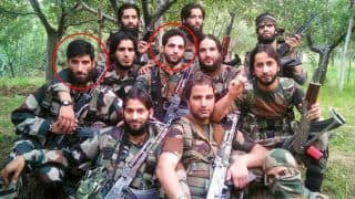 All Boys of Burhan Wani Gang Killed by Security Forces, Except One Who Surrendered; Here's The List of Slain Militants