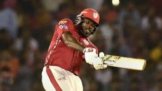 IPL 2019: Chris Gayle Achieves Massive Milestone, Becomes First Batsman to Hit 300 Sixes in T20 League History