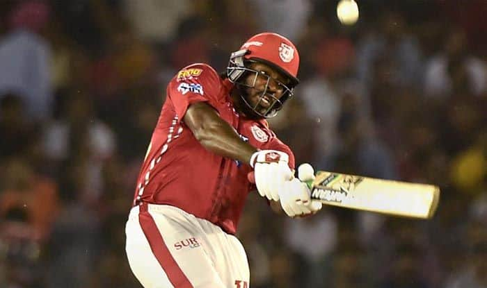 IPL 2019: Chris Gayle Completes Massive Milestone During Match 9 Between Kings XI Punjab vs Mumbai Indians, Becomes First Batsman to Hit 300 Sixes in T20 League History
