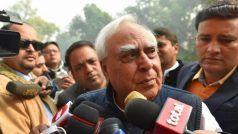 सरकार कॉरपोरेट के लिए दिवाली लाई, गरीबों को उनके हाल पर छोड़ा: कांग्रेस नेता कपिल सिब्बल