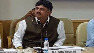 'Pardon us,' Says DK Shivakumar as he Admits Congress Made a 'Blunder' by Dividing Lingayat Community