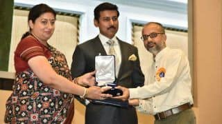 National Film Awards 2018: Smriti Irani, Rajyavardhan Singh Rathore Felicitate Winners Amid Row Over President Ram Nath Kovind Not Giving All Awards