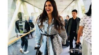 Cannes 2018: Deepika Padukone Looks Really Happy As She Reaches To Walk The Red Carpet Today
