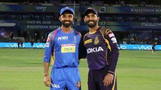 कोलकाता टॉस जीतकर करेगा गेंदबाजी, राजस्थान की प्लेइंग इलेवन में तीन बदलाव