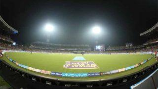 IPL 2018 के लिए ईडन गार्डन्स को चुना गया सर्वश्रेष्ठ मैदान, गांगुली ने किया खुलासा