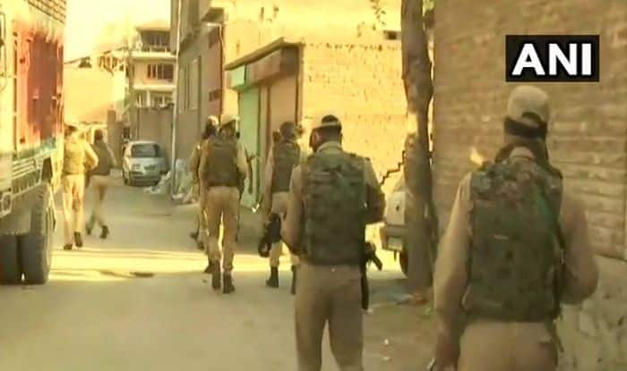 CRPF officer injured in ongoing gunfight at Chattabal Srinagar