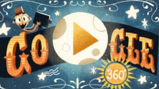 Google Celebrates Work And Life of Pioneer of Visual Effects Georges Méliès Through 360 Degrees VR Doodle