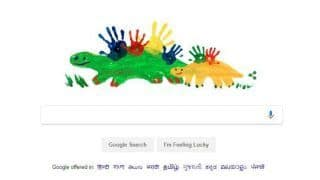 Mothers Day 2018: Google Celebrates With An Adorable Dinosaur Doodle