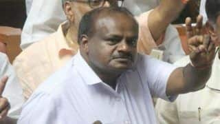 H D Kumaraswamy Swearing-in: Opposition Show of Strength to be on Display at Oath-taking Ceremony of JD-S Leader