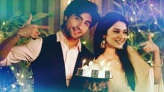 Bepannaah: Harshad Chopda Aka Aditya to Sneak in to Jennifer Winget Aka Zoya's Room in Latest Episode