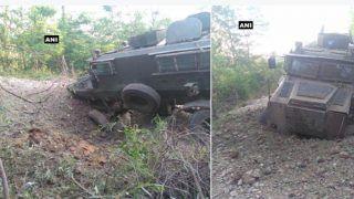 आर्मी पर दो आतंकी हमले : IED ब्लास्ट से सेना का वाहन उड़ाया, सैन्य कैंप में जवान शहीद