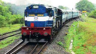 ट्रेनों की लेट-लतीफी में रेलवे का रिकॉर्ड, एक तिहाई ट्रेनें नहीं चल रहीं टाइम पर