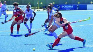 एशियाई चैंपियंस ट्रॉफी में भारतीय महिला हॉकी टीम ने कोरिया को ड्रॉ पर रोका