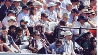 Irrfan Khan Spotted Watching England vs Pakistan Test Match at Lords - View Pic