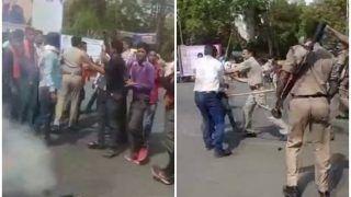 Jinnah Portrait Row: Aligarh Muslim University on Boil; 28 Students, 13 Cops Injured in Clash