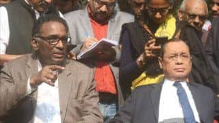Justice J Chelameswar Refuses to Attend His Own Farewell Function by Supreme Court Bar Association Citing Personal Reasons