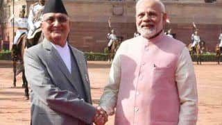 Nepal-India Ties Move Upward With High-level Visits in 2018