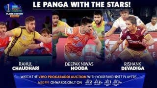 Pro Kabaddi League Auction 2018: Nitin Tomar, Rahul Chaudhary To Feature in IPL-style Final Bid Match