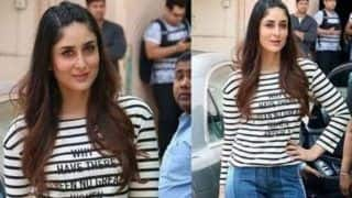 Veere Di Wedding's Kareena Kapoor Khan Sends a Message With Her Slogan T-shirt