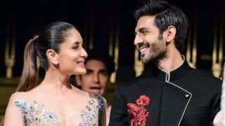 Kareena Kapoor Khan To Be Paired With Kartik Aaryan in Karan Johar's Next Film ?