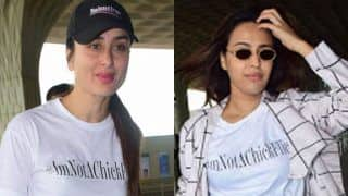 Veere Di Wedding Stars Kareena Kapoor and Swara Bhaskar are Twinning In This White Tee