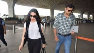 Karisma Kapoor And Alleged Beau Sandeep Toshniwal Take A Flight Out Of Mumbai Together; Are They Planning To Make Their Relationship Official?