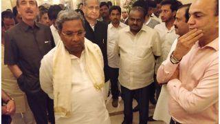 Congress Struggles to Keep Flock Together in Karnataka, Rushes Ghulam Nabi, Venugopal For Damage Control