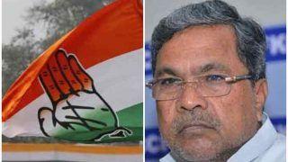 कर्नाटक चुनाव परिणामः सिद्धारमैया 1 जगह से हारे, 20 कैबिनेट मंत्रियों ने भी गंवाई सीट