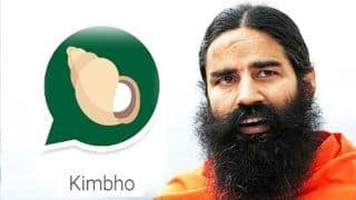 Baba Ramdev's Kimbho App All Set to be Relaunched
