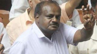 HD Kumaraswamy to Take Oath as K'taka CM on May 23; Congress, Shiv Sena Demand Governor Vala's Resignation: Top Developments