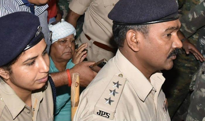 Lalu Prasad Yadav granted 3-day parole to attend son's wedding