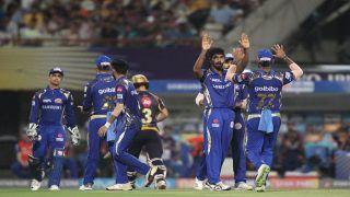 विशाल लक्ष्य के दबाव में बिखरी कोलकाता की पारी, 102 रनों की जीत के साथ टॉप 4 में मुंबई