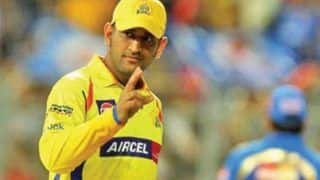 IPL 2018: MS Dhoni Reveals His First Crush; Says Don't Tell my Wife Sakshi