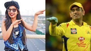 VIDEO: ढिंचैक पूजा का धोनी कनेक्शन, चेन्नई सुपरकिंग्स के लिए गाया रैप सॉन्ग
