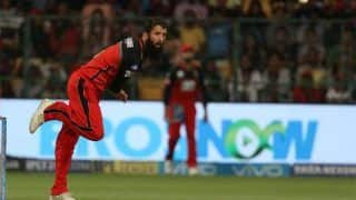 IPL 2020: Moeen Ali Departs on Golden Duck Off Free-Hit in Eliminator Against SRH