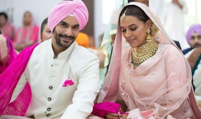 here s how angad bedi decided to marry his bff neha dhupia