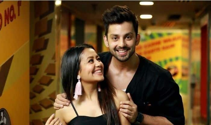 Image result for neha with himansh kohli, india.com