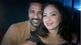 Actress Nikesha Patel Issues Clarification On Marriage Rumours With Prabhu Deva